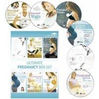 Ultimate Pregnancy Boxed Set DVD