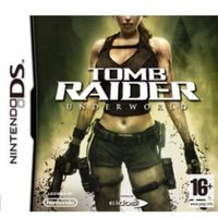 Tomb Raider Underworld Game