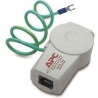 APC ProtectNet standalone surge protector for 10/100/1000 Base-T Ethernet lines