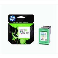 HP CB338EE (351XL) Printhead color, 580 pages, 14ml