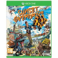 Ex-Display Sunset Overdrive Xbox One Game Used - Like New