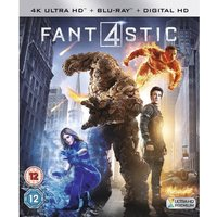 Fantastic Four Blu-ray