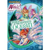 Winx Club: Peace in the Infinite Ocean DVD