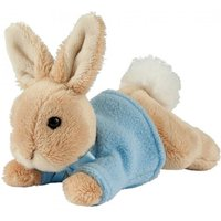 'Lying Peter Rabbit Small Soft Toy