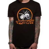 The Prodigy Ant T-Shirt XX-Large - Black