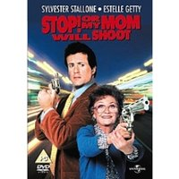 Stop Or My Mom Will Shoot DVD