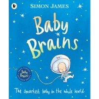 Baby Brains by Simon James (Paperback, 2005)
