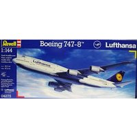 Boeing 747-8 LUFTHANSA 1:144 Revell Model Kit