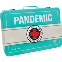 Pandemic 10th Anniversary Box Board Game