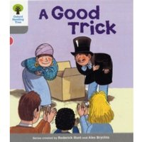 Oxford Reading Tree: Level 1: First Words: Good Trick by Thelma Page, Roderick Hunt (Paperback, 2011)