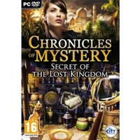 Chronicles of Mystery Secret of the Lost Kingdom Game