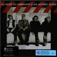 U2 - How To Dismantle An Atomic Bomb CD