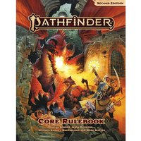 Pathfinder RPG Second Edition Core Rulebook Hardcover
