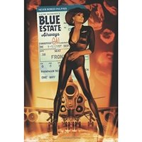 Blue Estate Graphic Novel Hardcover