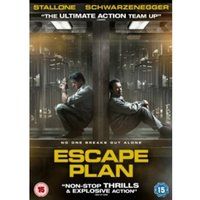 Escape Plan DVD