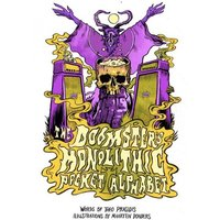 The Doomster's Monolothic Pocket Alphabet Hardcover