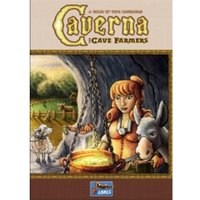 Caverna The Cave Farmers Board Game