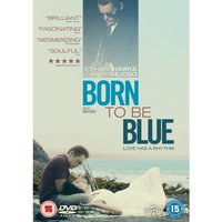 Born To Be Blue DVD