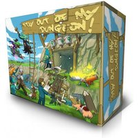 Stay Out of My Dungeon! Board Game