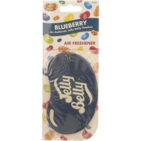 Jelly Belly Blueberry 2D Car/Home Air Freshener