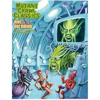 Mutant Crawl Classics RPG #1 Hive of the Overmind