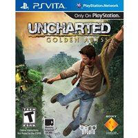Uncharted Golden Abyss Game PS Vita