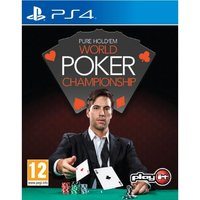 Pure Hold'em World Poker Championship PS4 Game