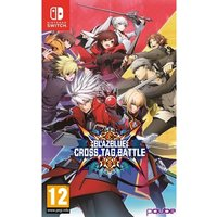 BlazBlue Cross Tag Battle Nintendo Switch Game (with Mini CD Soundtrack)