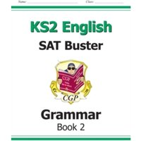KS2 English SAT Buster - Grammar Book 2 (for tests in 2018 and beyond) by CGP Books (Paperback, 2014)