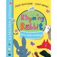 The Rhyming Rabbit Sticker Book