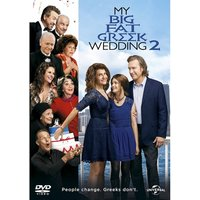My Big Fat Greek Wedding 2 (DVD)