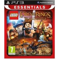 Lego Lord Of The Rings Game PS3 (Essentials)