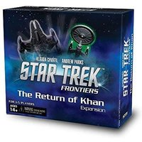 Star Trek Frontiers Board Game: Return of Khan Expansion