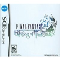 Final Fantasy Crystal Chronicles Echoes Of Time Game DS (#)
