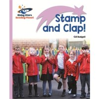 Reading Planet - Stamp and Clap! - Lilac: Lift-off