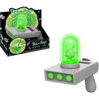 Rick & Morty Portal Gun Toy Replica
