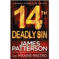 14th Deadly Sin : (Women's Murder Club 14)