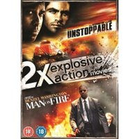 Unstoppable & Man On Fire DVD