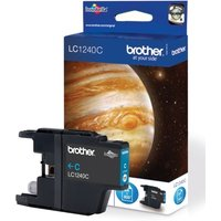 Brother LC-1240C Ink cartridge cyan, 600 pages