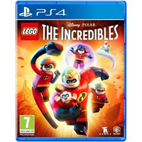 Ex-Display Lego The Incredibles PS4 Game Used - Like New