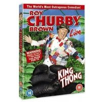 Roy Chubby Brown King Thong DVD