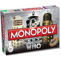Ex-Display Doctor Who Monopoly 50th Anniversary Edition