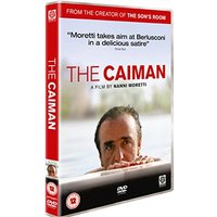 The Caiman DVD
