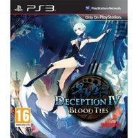 Deception IV Blood Ties PS3 Game