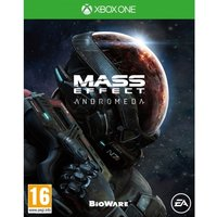 Mass Effect Andromeda Game Xbox One