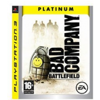 Battlefield Bad Company Game (Platinum)