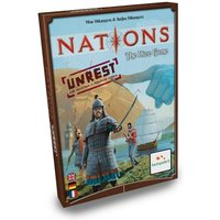 Nations The Dice Game Unrest Expansion