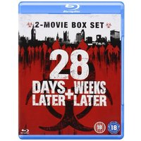 28 Days Later / 28 Weeks Later Blu-ray Box-set