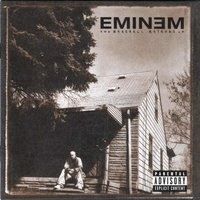 Eminem The Marshall Mathers LP CD