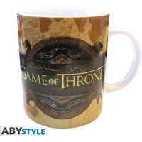 Game Of Thrones - Opening Logo Mug